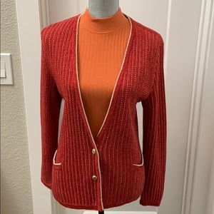 Chanel Sweater Cardigan